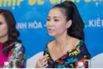Thu Minh hủy show tham gia dọn rác vì muốn con được tắm biển quê hương