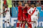 Theo chân Messi, 'thần đèn' Cueva khiến Peru thua đau Đan Mạch