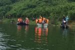 Đi câu cá, thanh niên bị lật thuyền mất tích