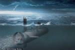 Sức mạnh đáng gờm của loại tàu ngầm không người lái Nga có khả năng 'biến hình'