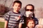 Bị chồng bạo hành biến dạng mặt, phải đeo khẩu trang suốt 12 năm để được gần con