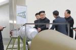Triều Tiên: Không lệnh trừng phạt nào ngăn được Bình Nhưỡng làm tên lửa và vũ khí hạt nhân