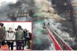 Sáng nay, xét xử vụ cháy quán karaoke làm 13 người chết ở Hà Nội