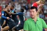 BLV Quang Huy: Phap da hay con may, xung dang vo dich hinh anh 1