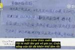 Bị trộm viếng thăm quá nhiều, ông lão vô gia cư viết 'tâm thư' gửi trộm
