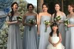Đám cưới nhỏ bỗng xôn xao vì Lưu Diệc Phi 'xinh hết phần cô dâu'