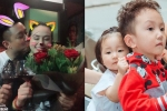 Cưới nhau 4 năm, có 2 con nhưng vợ chồng Tuấn Hưng vẫn lãng mạn thế này