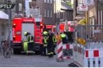 Nghi phạm tự sát, vụ lao xe tải vào đám đông ở Đứccó thể là khủng bố
