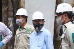 Chủ tịch Hà Nội: 'Đeo mặt nạ phòng độc khi người khác đeo khẩu trang là phản cảm'