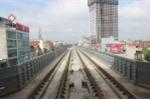 Đường ray tàu tuyến Cát Linh - Hà Đông gỉ sét: Thông tin chính thức