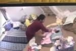Người giúp việc bạo hành bé sơ sinh ở Hà Nam qua lời kể của hàng xóm