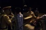 Làm rõ việc cảnh sát giao thông bị ngã khi xử lý hiện trường tai nạn ở Bình Định