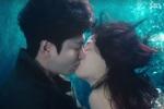 Huyền thoại biển xanh tập 2: Jun Ji Hyun lộ thân thế tiên cá, hôn Lee Min Ho giữa biển xanh