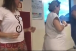Bác sĩ nhảy 'Despacito' với sản phụ trong phòng sinh