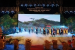 Clip: Khai mạc Tuần Văn hóa 'Qua miền di sản ruộng bậc thang' Hoàng Su Phì