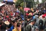 Chùa Hương đón hơn 200.000 lượt du khách trước ngày khai hội