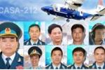 Thông tin về lễ truy điệu các phi công và thành viên tổ bay Casa-212