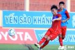 Cầu thủ 'nhí' Lương Hoàng Nam gây ấn tượng mạnh ở U20 Việt Nam