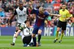 Kết quả Barcelona 2-1 Valencia: Đá như đi dạo, Barca thắng dễ Valencia