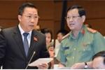 Đảng ủy Công an Trung ương kiến nghị Đảng đoàn Quốc hội xem xét tranh luận của đại biểu Lưu Bình Nhưỡng