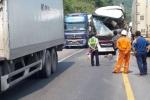 Tai nạn khiến gần 20 du khách Hàn Quốc bị thương, lãnh đạo Đà Nẵng họp khẩn