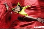 Ảnh: Tuyển Việt Nam rưng rưng hạnh phúc, ăn mừng vô địch AFF Cup 2018