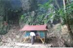 Cục vàng lấp lánh trong rừng và kỳ lạ cửa hang không phá nổi