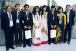 Việt Nam giành 4 huy chương Olympic Hóa học quốc tế 2015