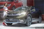 Honda CR-V 7 chỗ mới giá chỉ từ 800 triệu đồng