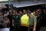 Nhiều người đưa tang hai lãnh đạo tỉnh Yên Bái