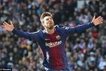 Video kết quả Real Madrid vs Barca: Messi chói sáng trận Siêu kinh điển 2017
