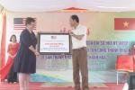 Dự án bảo tồn Thành nhà Hồ nhận tài trợ 92.500 USD từ Quỹ bảo tồn Văn hóa Đại sứ Mỹ