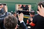 Báo Nga: Chủ tịch Kim Jong-un rời Bình Nhưỡng bằng tàu bọc thép