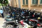Ông Đoàn Ngọc Hải quyết định dẹp bãi xe cạnh UBND quận 1