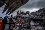 Số người chết trong thảm họa động đất Indonesia tăng lên 347