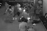 Video: Chủ quán karaoke bị nhóm côn đồ đánh dã man trong đêm