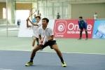 Hoàng Nam, Linh Giang vô địch đôi nam Quần vợt Đại hội Thể thao toàn quốc