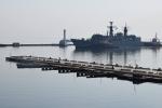 Tàu chiến NATO rầm rập kéo tới cảng Odessa, Ukraine