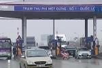 Dán tem tự động thu phí ô tô như thế nào?
