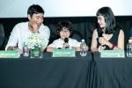 Cat Phuong - Kieu Minh Tuan ngu rieng khi quay phim chung, tu choi tra loi lum xum tinh cam hinh anh 2