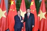 Thủ tướng Nguyễn Xuân Phúc hội kiến Tổng Bí thư, Chủ tịch nước Trung Quốc Tập Cận Bình
