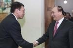 Giám đốc Công nghệ Uber toàn cầu đã gặp Thủ tướng Nguyễn Xuân Phúc