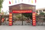 Học sinh Tiểu học Nam Trung Yên bị gãy chân: Nguyên Hiệu phó làm công tác hỗ trợ thư viện