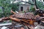 Thiệt hại sau bão số 10: 12 người thương vong, hàng chục nghìn ngôi nhà bị hư hỏng