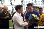 Van Quyet tam giu bang doi truong Olympic Viet Nam hinh anh 1
