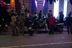 Hai nhóm thanh niên hỗn chiến trước quán bar, nhiều người bị chém