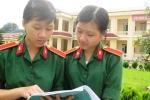 Tuyển sinh trường Quân đội năm 2018: Điều kiện để được tuyển thẳng