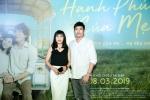 Cat Phuong - Kieu Minh Tuan ngu rieng khi quay phim chung, tu choi tra loi lum xum tinh cam hinh anh 1