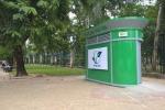 Hà Nội sẽ lắp thêm 1.000 nhà vệ sinh công cộng