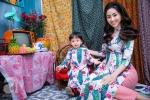 Á hậu Ngô Trà My: 'Chồng tôi kinh doanh cũng được mà việc nhà cũng tốt, cái gì cũng hơn vợ'
